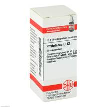 Produktbild Phytolacca D 12 Globuli