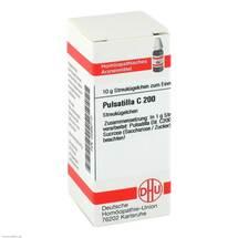Produktbild Pulsatilla C 200 Globuli