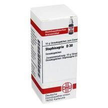 Produktbild Staphisagria D 30 Globuli