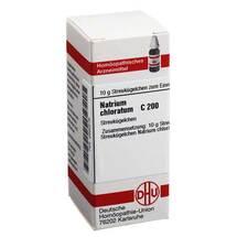 Produktbild Natrium chloratum C 200 Globuli