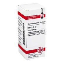 Produktbild Borax D 6 Globuli