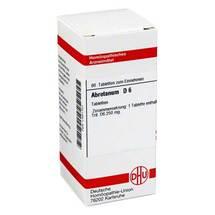 Produktbild Abrotanum D 6 Tabletten