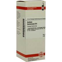 Acidum formicicum D 6 Dilution