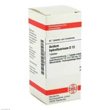 Produktbild Acidum hydrofluoricum D 12 Tabletten
