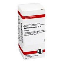 Produktbild Acidum nitricum D 10 Tabletten