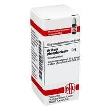 Produktbild Acidum phosphoricum D 6 Globuli