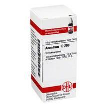 Produktbild Aconitum D 200 Globuli
