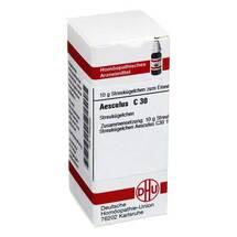 Produktbild Aesculus C 30 Globuli