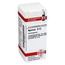 Produktbild Agaricus D 12 Globuli