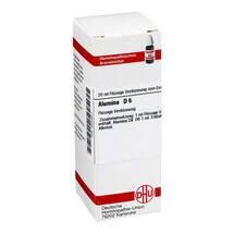 Produktbild Alumina D 6 Dilution