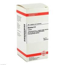 Produktbild Alumina D 3 Tabletten
