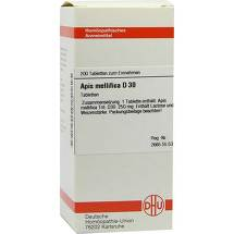 Produktbild Apis mellifica D 30 Tabletten
