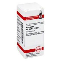 Produktbild Argentum nitricum C 200 Globuli