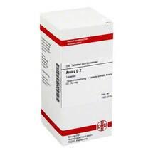 Produktbild Arnica D 2 Tabletten