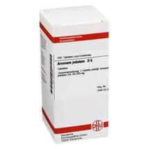 Produktbild Arsenum jodatum D 6 Tabletten