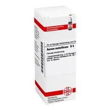 Produktbild Aurum metallicum D 6 Dilution