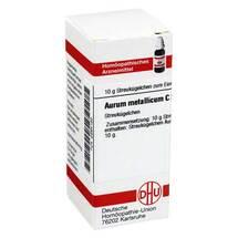 Produktbild Aurum metallicum C 200 Globuli