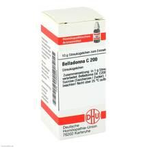 Produktbild Belladonna C 200 Globuli