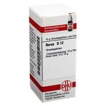 Borax D 12 Globuli