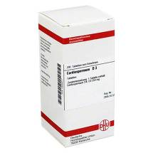 Produktbild Cardiospermum D 3 Tabletten