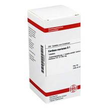 Produktbild Carduus marianus D 1 Tabletten