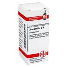 Produktbild Chamomilla D 8 Globuli