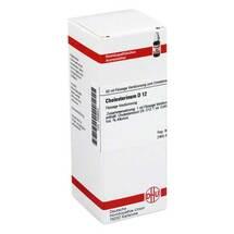 Produktbild Cholesterinum D 12 Dilution