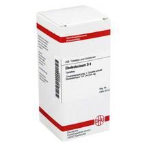 Cholesterinum D 4 Tabletten
