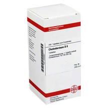 Produktbild Cholesterinum D 6 Tabletten