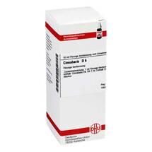 Produktbild Cinnabaris D 6 Dilution