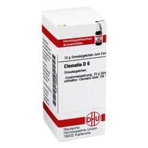 Produktbild Clematis D 6 Globuli