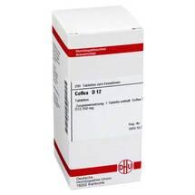 Produktbild Coffea D 12 Tabletten