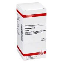 Produktbild Dulcamara D 6 Tabletten