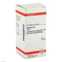 Produktbild Euphrasia D 2 Tabletten