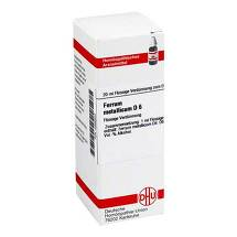 Ferrum metallicum D 6 Dilution