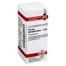 Produktbild Ferrum phosphoricum C 30 Globuli