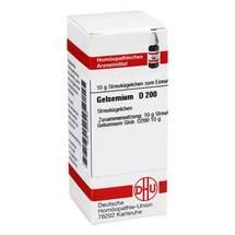 Produktbild Gelsemium D 200 Globuli