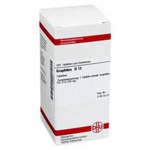 Graphites D 12 Tabletten