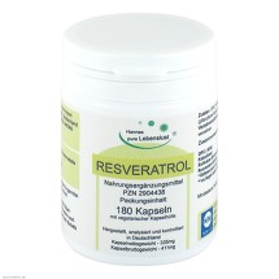Resveratrol Komplex Vegi Kap