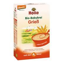 Produktbild Holle Bio Babybrei Grieß