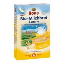 Produktbild Holle Bio Milchbrei Banane