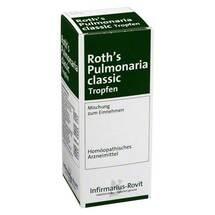 Roths Pulmonaria classic Tro