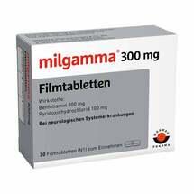 Milgamma 300 mg Filmtabletten