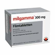 Produktbild Milgamma 300 mg Filmtabletten