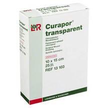 Produktbild Curapor Wundverband transparent 10x15 cm steril