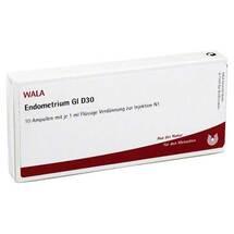 Produktbild Endometrium GL D 30 Ampullen