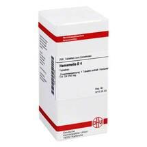 Produktbild Hamamelis D 4 Tabletten