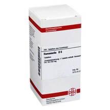 Produktbild Hamamelis D 6 Tabletten