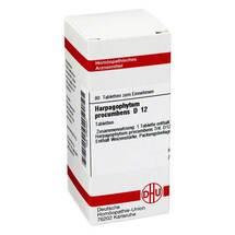 Produktbild Harpagophytum procumbens D 12 Tabletten