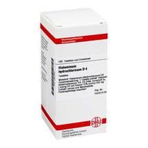 Produktbild Histaminum hydrochloricum D 4 Tabletten
